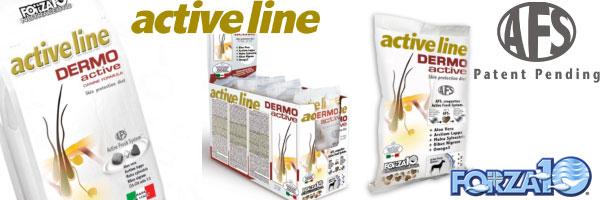 FORZA10 active line dermo Active(フォルツァディエチ アクティブライン デルモアクティブ)耳